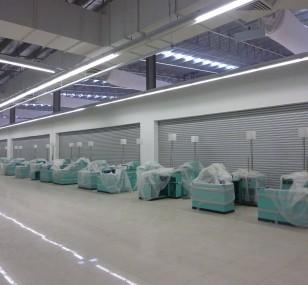 Cửa cuốn siêu trường HD-Series