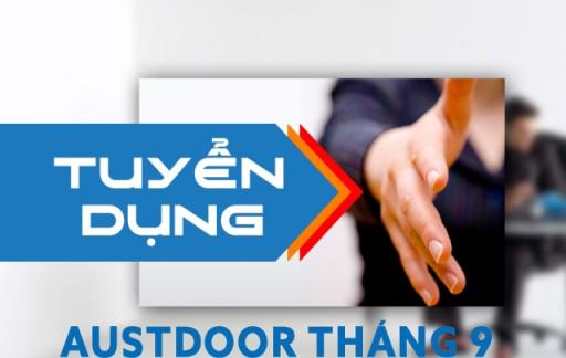 Tập đoàn Austdoor tuyển dụng tháng 9/2017