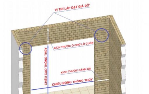 Tư vấn cách thiết kế lắp cửa cuốn cho ngôi nhà thêm sang trọng