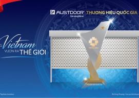 Cửa cuốn Austdoor: Hành trình Việt hóa một sản phẩm nhập khẩu trở thành Thương hiệu Quốc gia