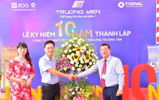 Lễ Kỷ niệm 10 năm thành lập Đại lý Trường Yến - Quảng Ninh