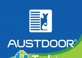 Bảng giá cửa cuốn Austdoor năm 2019-Miền Bắc