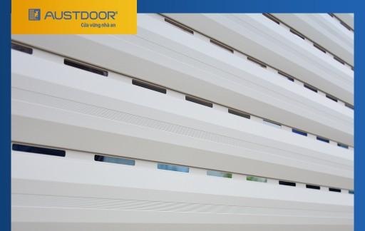 Bảng giá cửa cuốn Austdoor năm 2020 - Miền Bắc