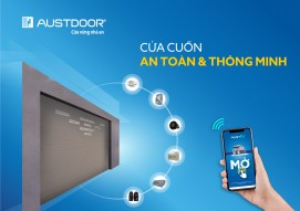 Bảng giá cửa cuốn Austdoor năm 2020 - Miền Nam