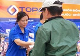 Cùng ADG hướng về miền Trung - Trao tặng người dân Hàm Ninh, Quảng Ninh, Quảng Bình