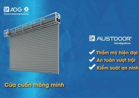 3 Cách kiểm tra cửa cuốn Austdoor chính hãng