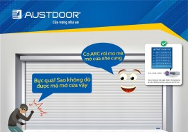 Thế nào là 1 bộ cửa cuốn an toàn được người dùng lựa chọn