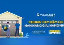 Warning about counterfeiting and imitation of Austdoor rolling door brands