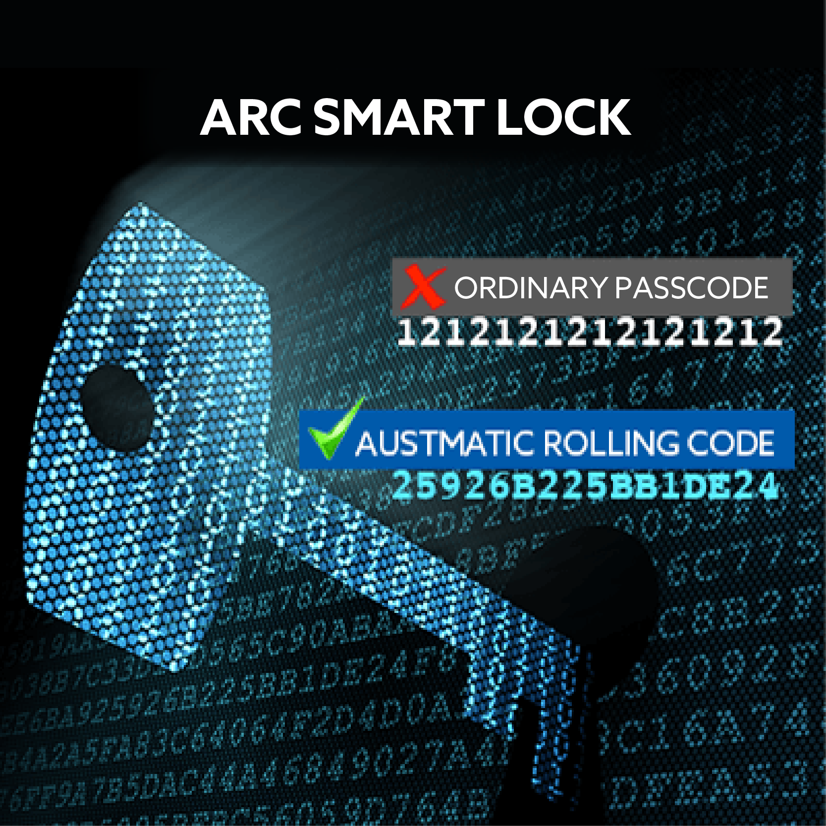 ARC SMART LOCK