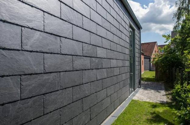 Nhà ở sang trọng, thoáng đãng nhờ vật liệu xây dựng đá tự nhiên